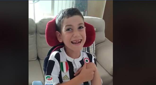 Luca Cristiano Ronaldo alla Juve