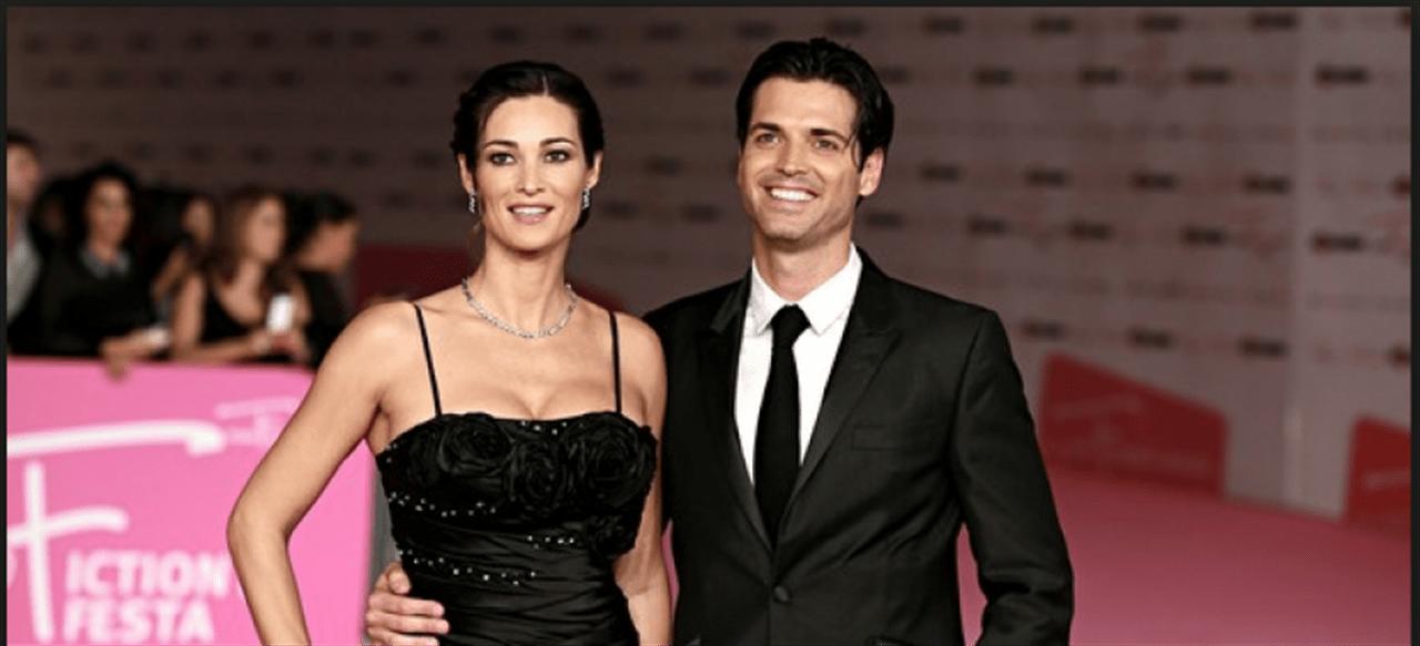 Manuela Arcuri e Sergio Arcuri