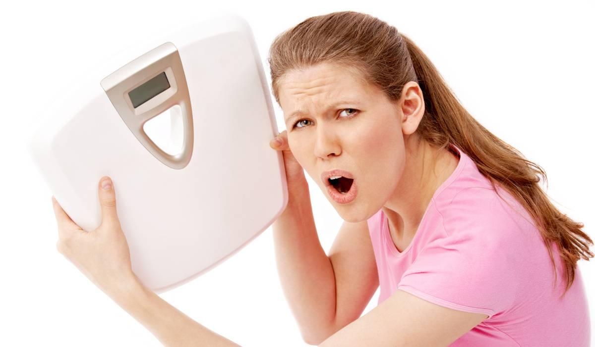 non perdere peso prima del ciclo