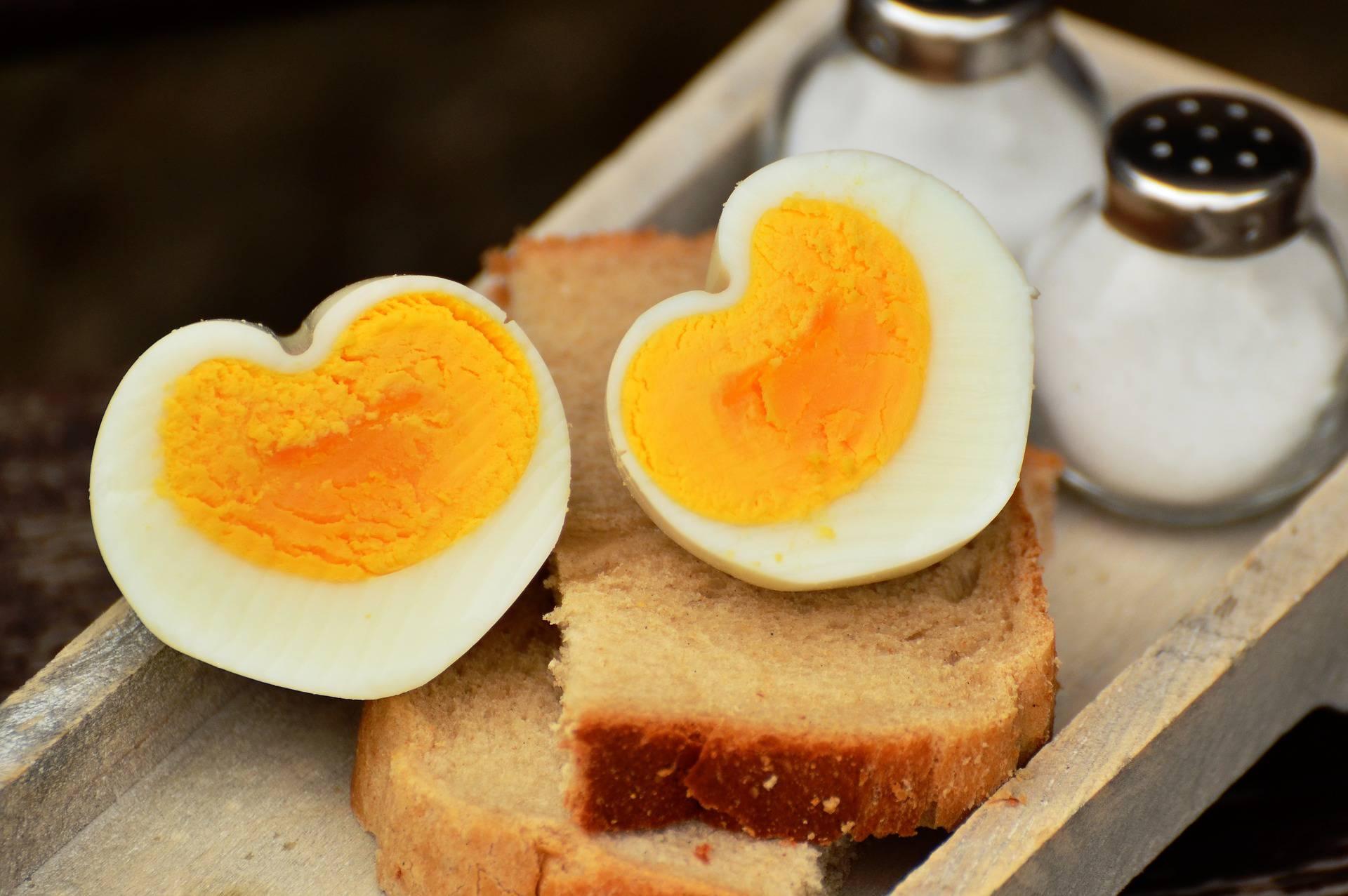 Perdere peso velocemente con la dieta delle uova sode