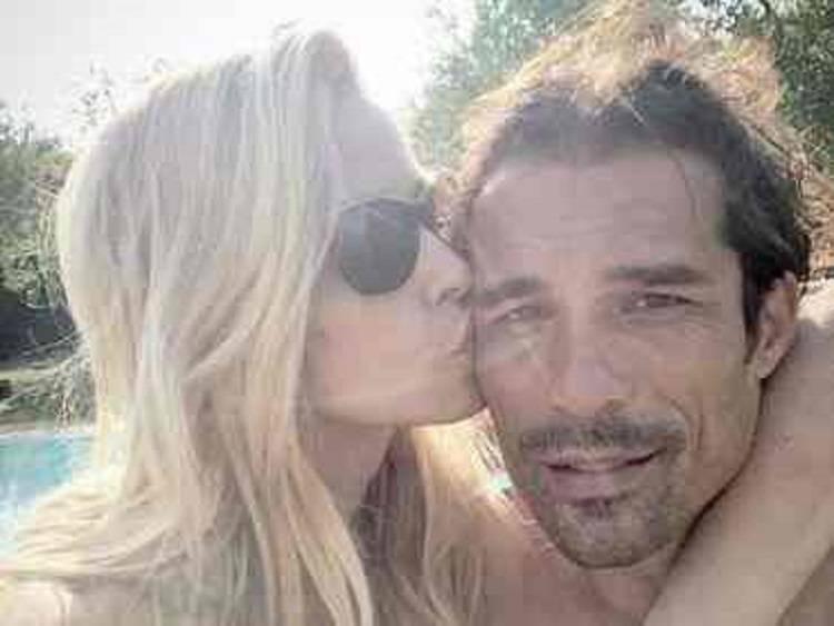 Elena Santarelli, sei anni di matrimonio con Bernardo Corradi (Instagram)