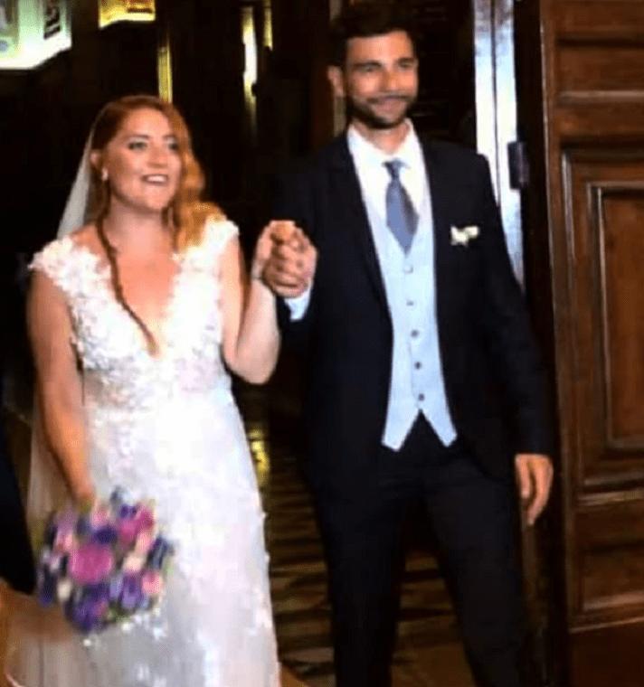 matrimonio noemi e gabriele greco
