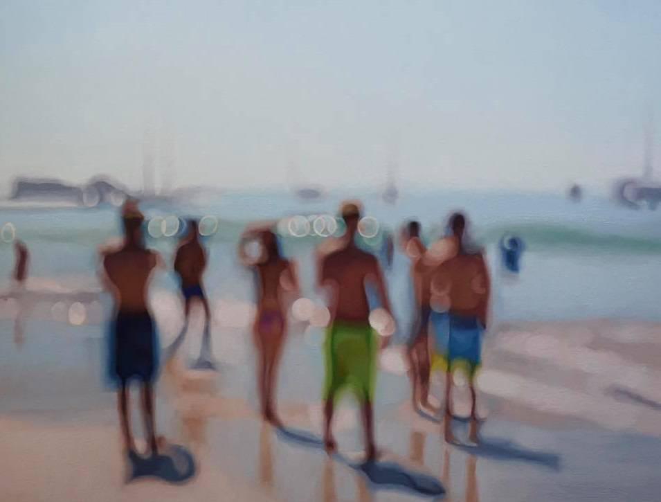 Summer - Philip Barlow Studio tratta da Facebook