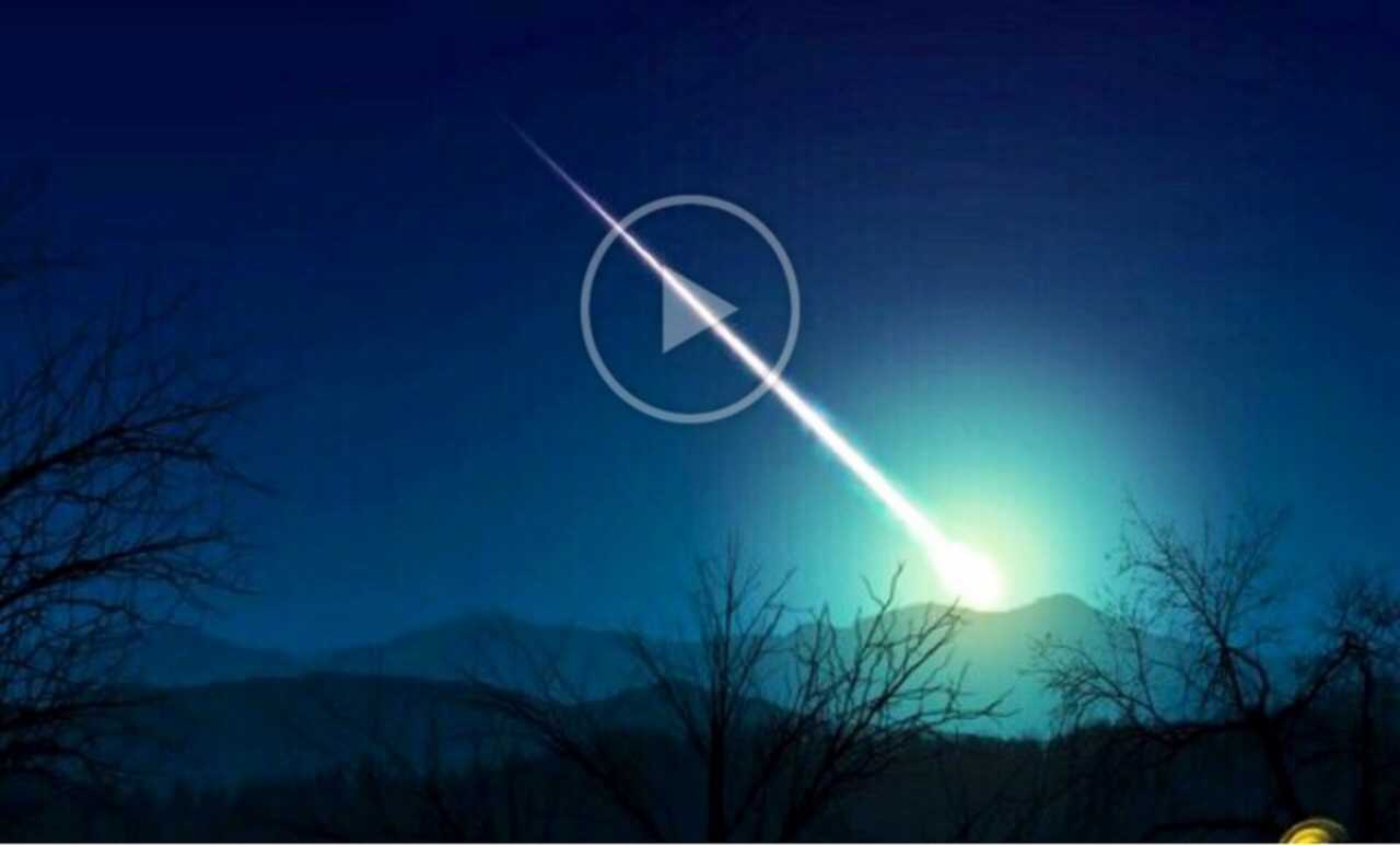 meteorite sabato 18 agosto