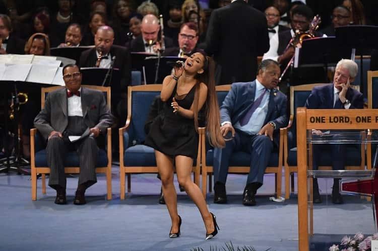 Aretha Franklin Omaggio