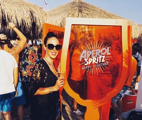 Marta Bastianelli in vacanza - foto Instagram Ufficiale