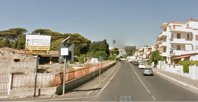 investita Santa Marinella