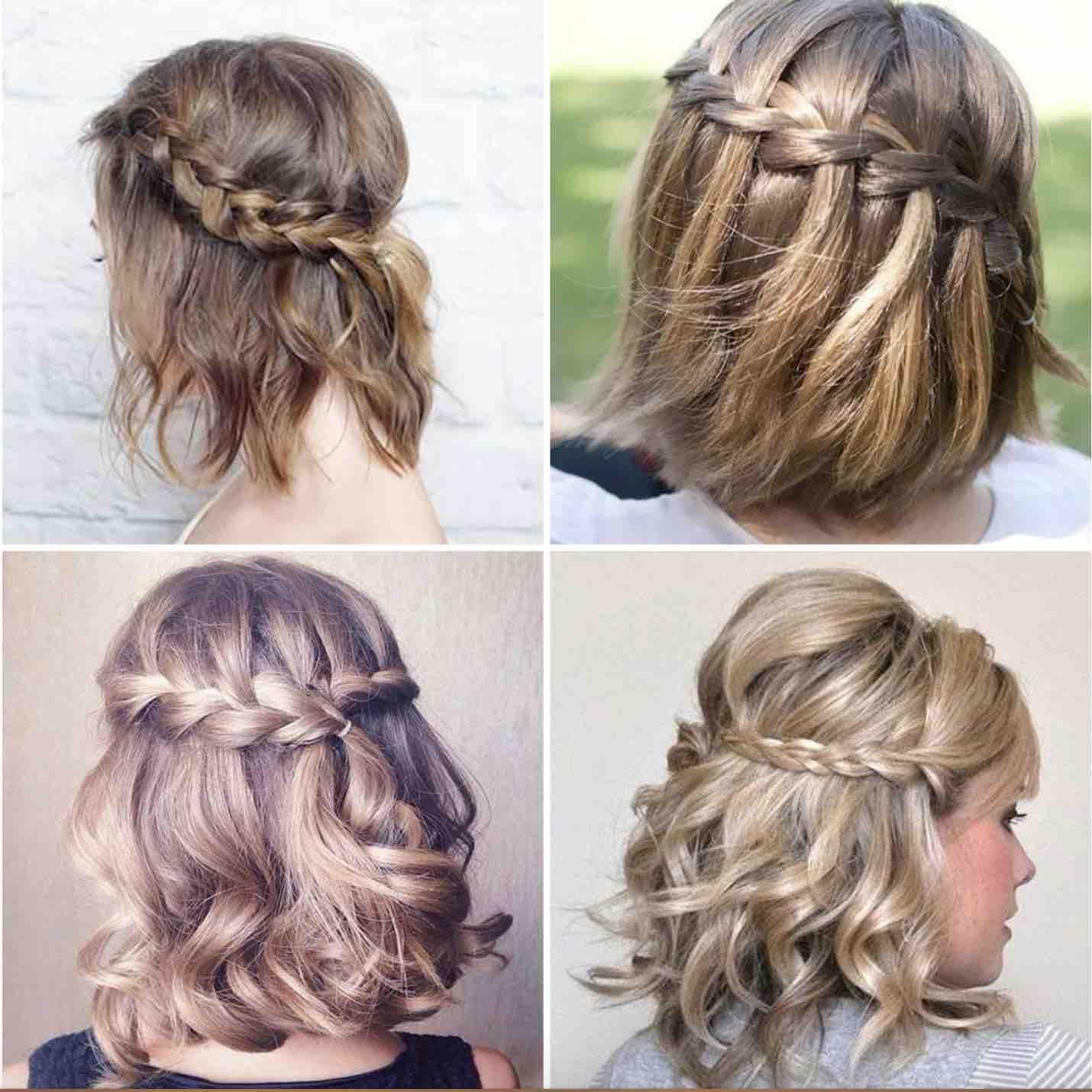 Preferenza Acconciature capelli lunghi, corti e anche per la sposa OC47