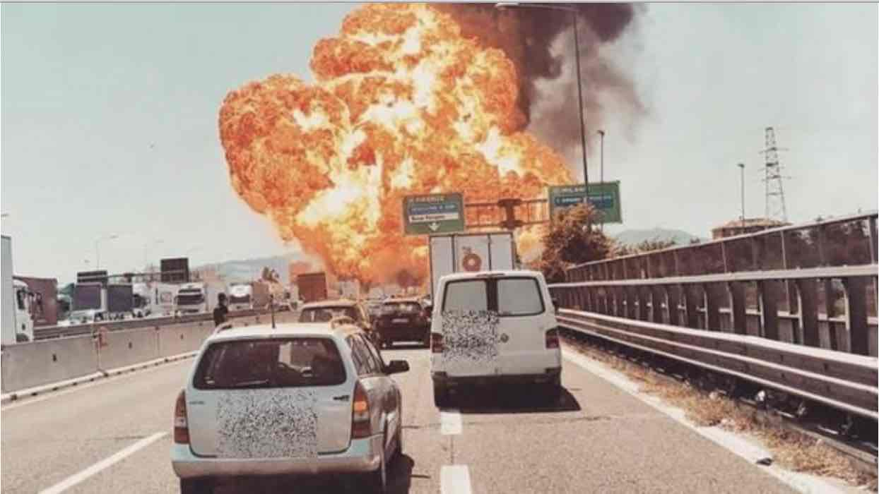 incidente Bologna