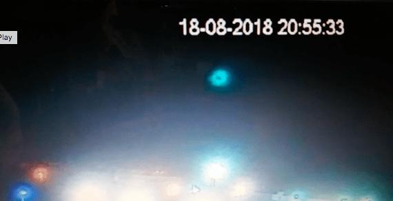 meteorite 18 agosto 2018