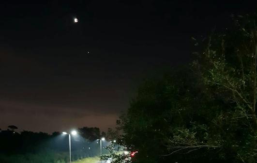 eclissi luna 27 luglio 2018