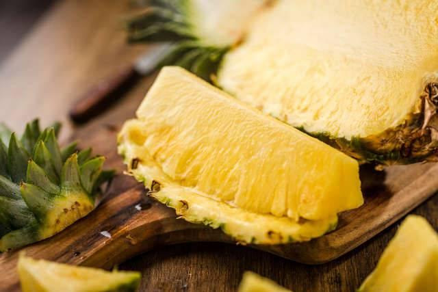 Dieta ananas e peperoni