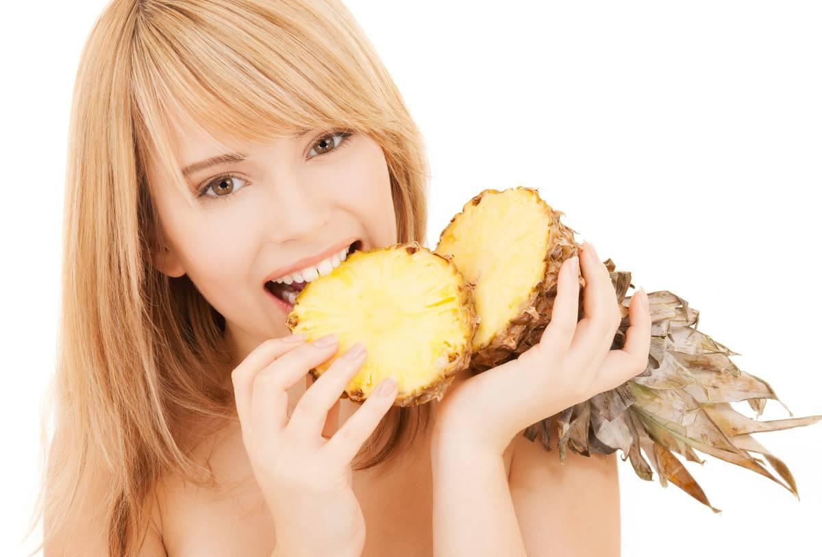 Ananas, proprietà e 10 benefici per la salute
