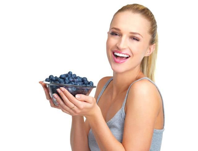 Dieta dei mirtilli