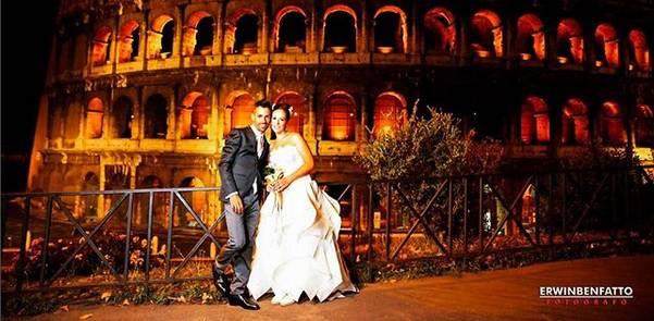 Marta Bastianelli il giorno del matrimonio con Roberto De Patre - Instagram Ufficiale