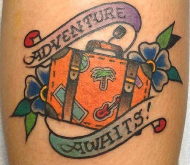 tatuaggi valigie