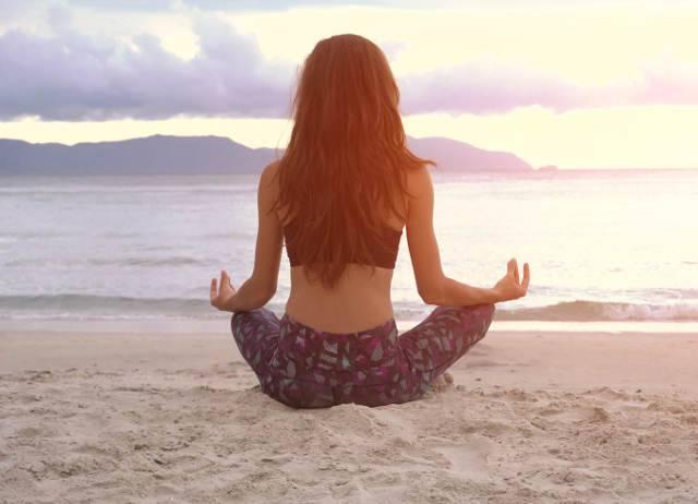 allenamento yoga
