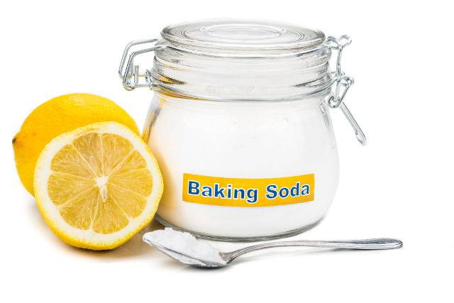limone e bicarbonato di sodio per quanto tempo