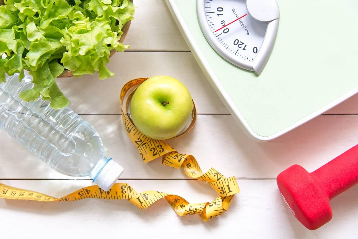 come perdere peso in vacanza
