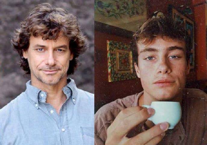 Alberto Angela figlio Eduardo