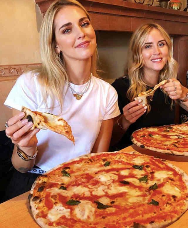 pizza ferragni