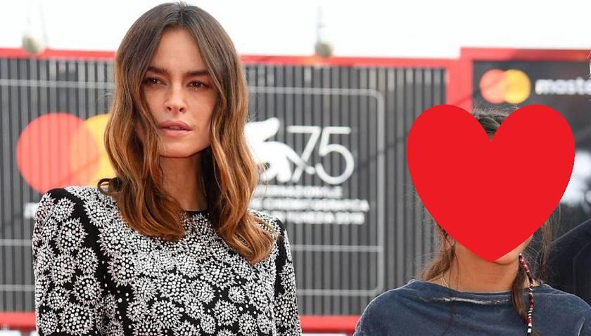 Venezia 75: Kasia Smutniak porta Sophie Taricone sul red carpet