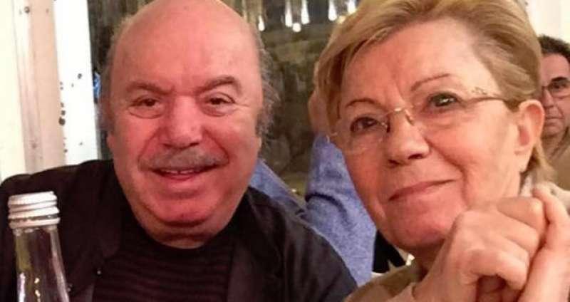 """lino banfi: """"la malattia di mia moglie Lucia"""""""
