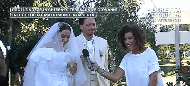 matrimonio teresanna pugliese