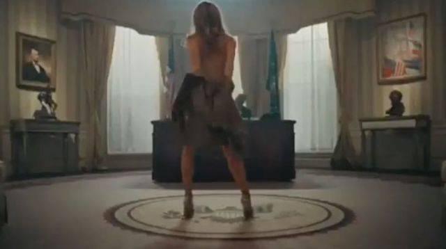 Melania Trump video hot