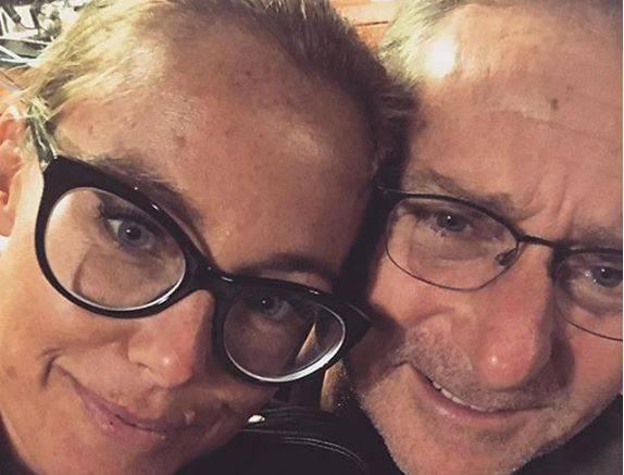 """Sonia Bruganelli a Matrix: """"Mia figlia ha sconvolto le nostre vite"""""""