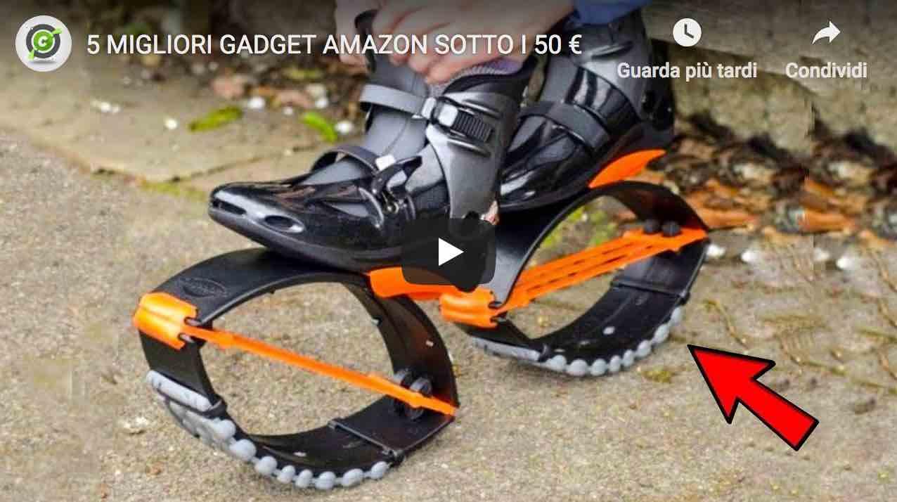 amazon offerte 5 gadget migliori