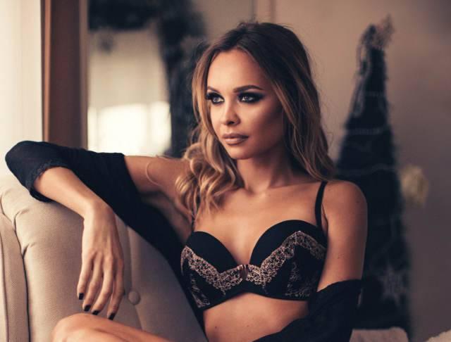 lingerie romantica
