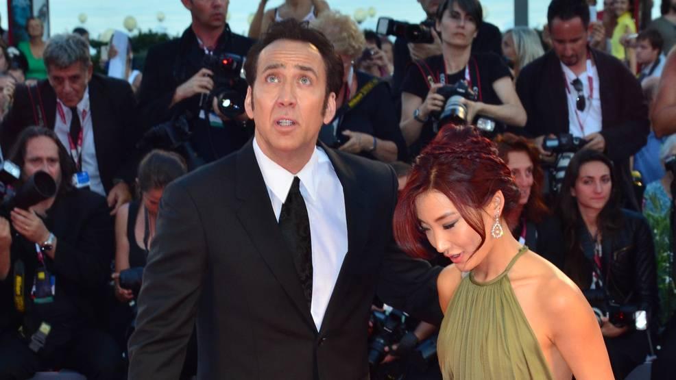 Nicolas Cage si sposa