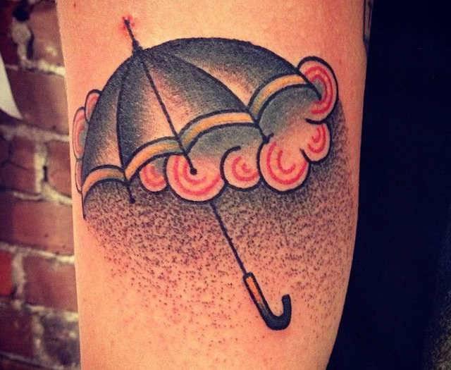 tatuaggio pioggia
