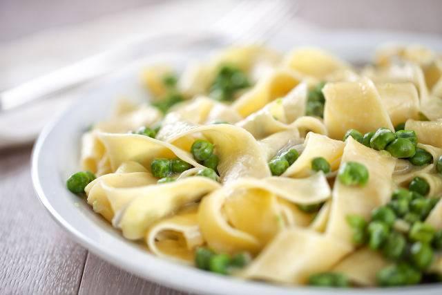 Dieta pasta e legumi
