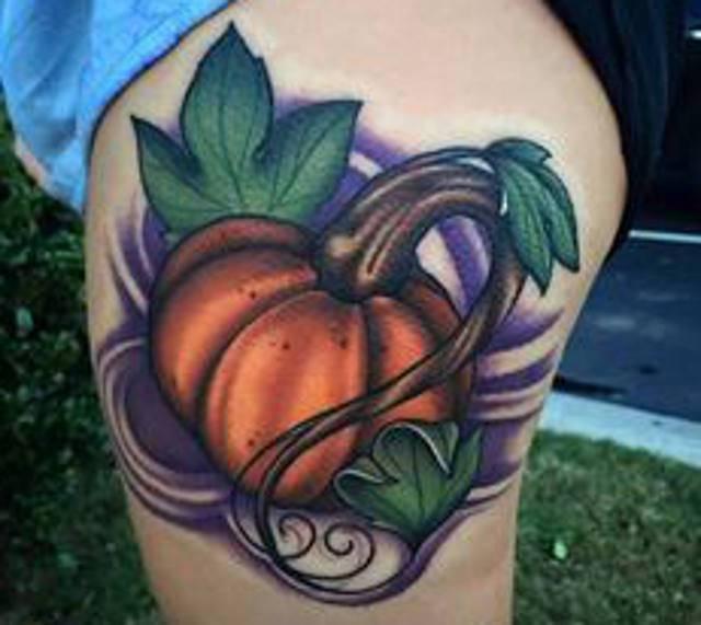 tatuaggi zucca
