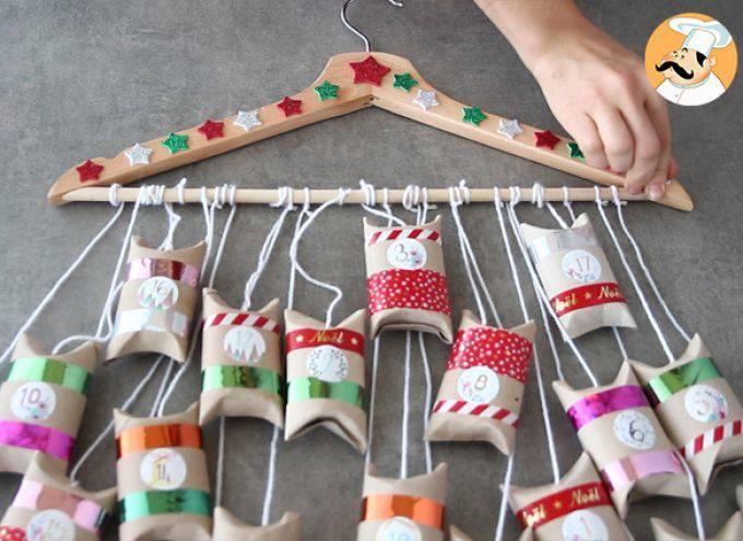 Natale 2018: i calendari dell'Avvento fai da te più ...