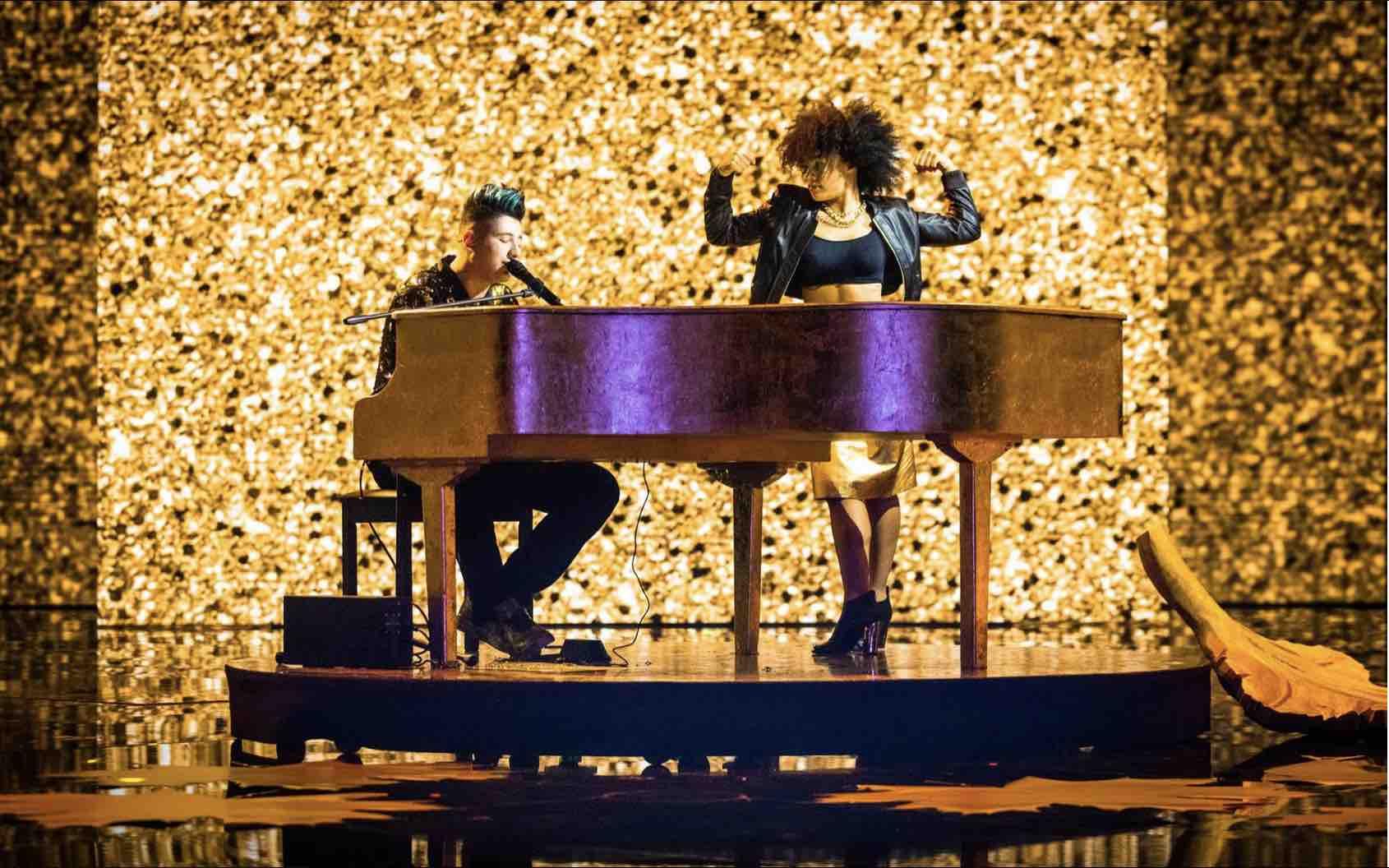A X Factor brilla ancora Luna Melis: eliminato Emanuele Bertelli