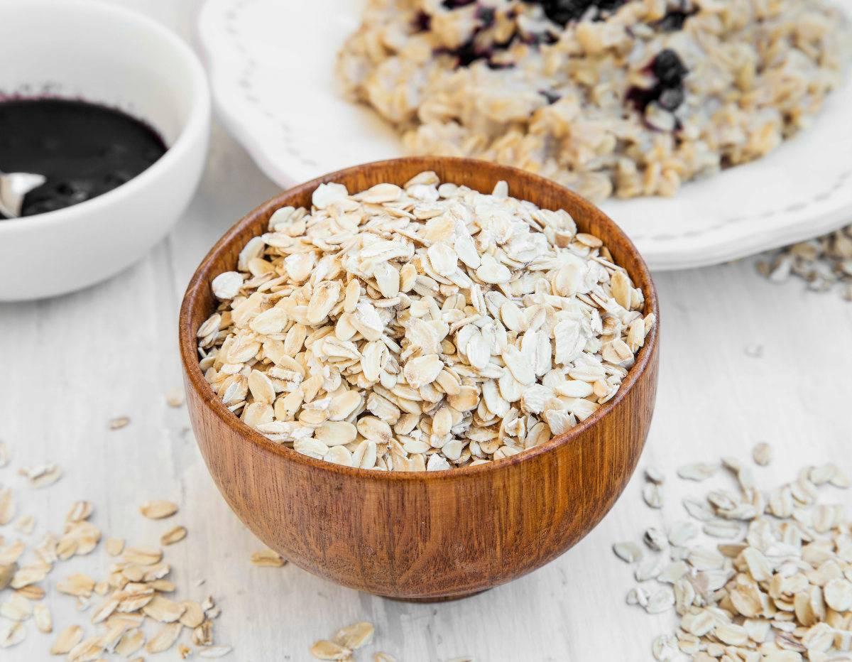 farina davena e perdere peso