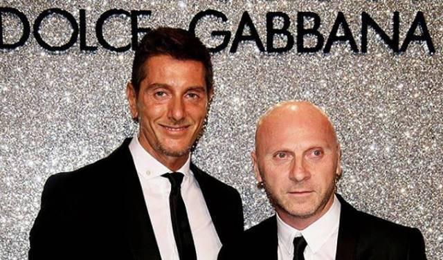 Dolce e Gabbana nella bufera
