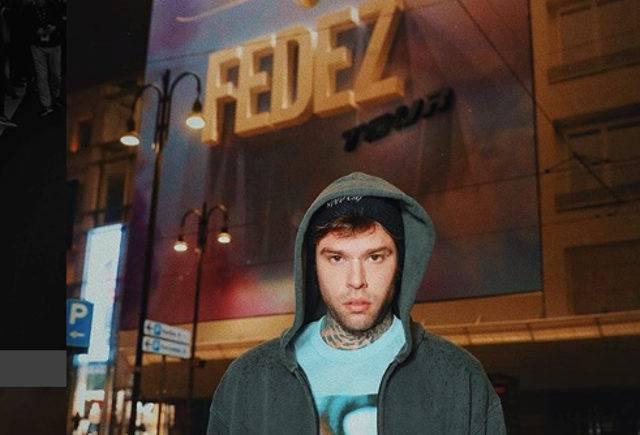 Fedez, il nuovo singolo sulle note di Robert Miles (Instagram)