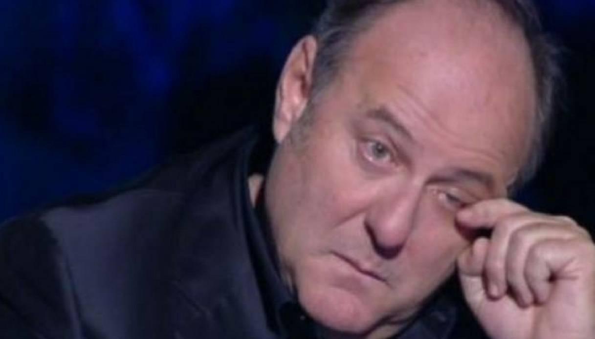 Caduta Libera, Gerry Scotti l'addio in diretta: il gesto estremo della concorrente