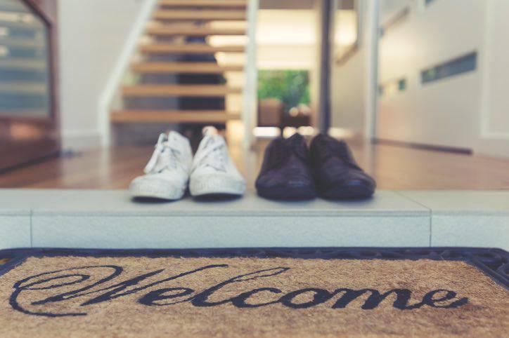 scarpe ingresso