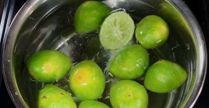 tè alla foglia di limone per dimagrire