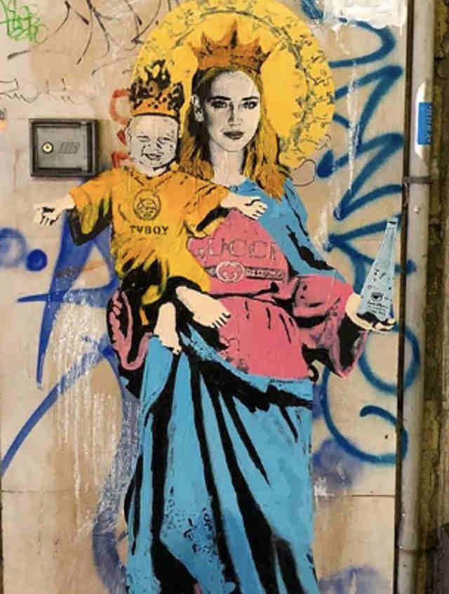 murales ferragni