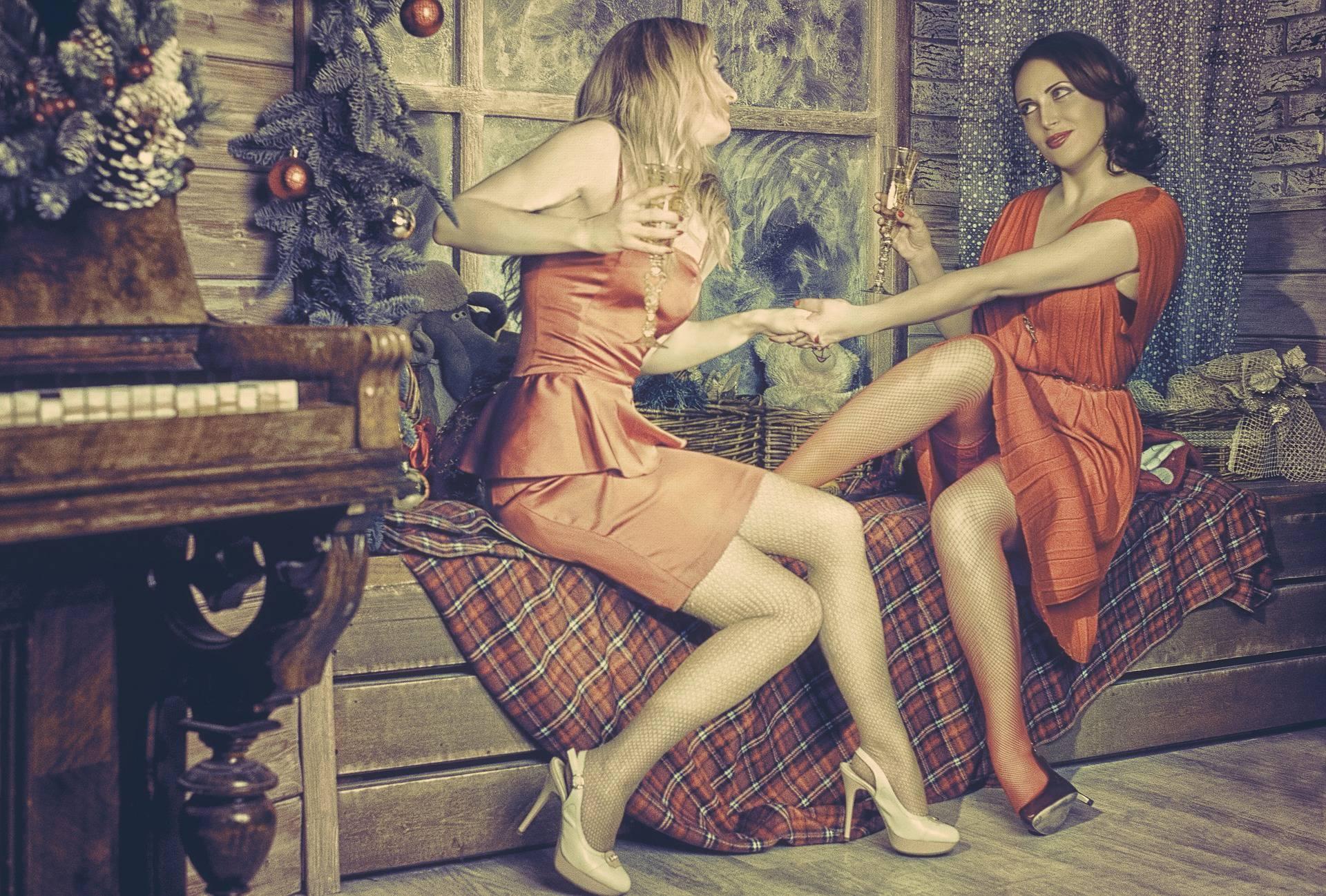 Come vestirsi per un Natale in famiglia