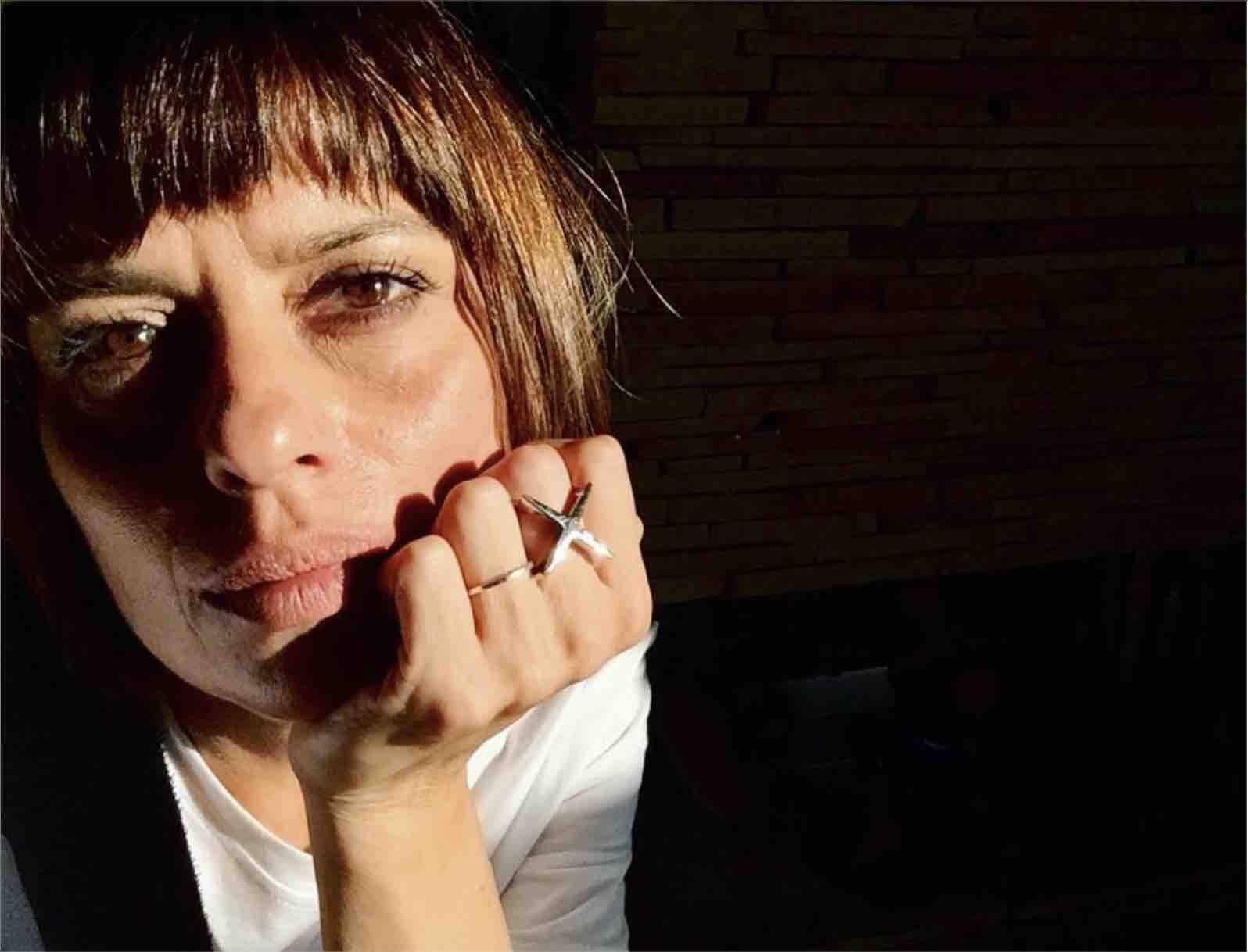 Claudia Pandolfi biografia