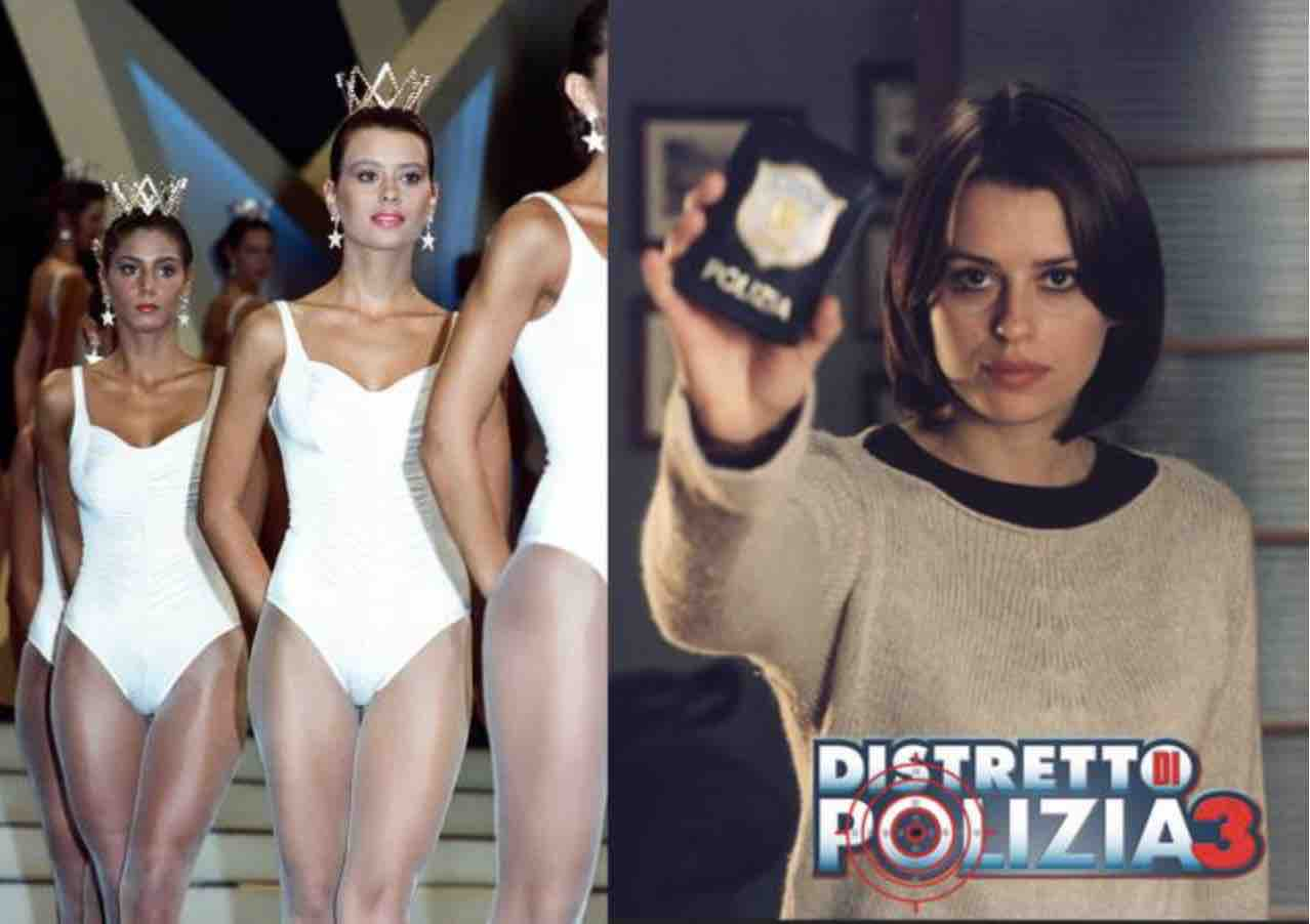 Claudia Pandolfi Miss Italia