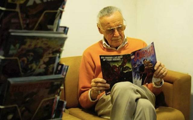 Stan Lee, il noto papà di molti super eroi, si è spento a 95 anni
