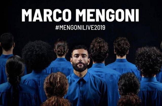 Marco Mengoni tour 2019